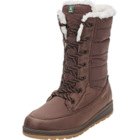 Kamik Bailee Winter Boots Women Chocolate
